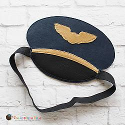 Pretend Play - ITH - Pilot Hat