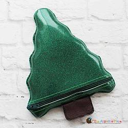 Bag - In the Hoop Pine Tree Bag