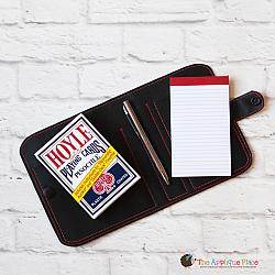 Case - Playing Cards and Notebook