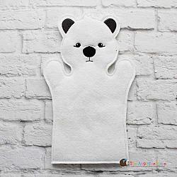 Puppet - Polar Bear 2