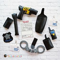 Pretend Play - ITH - Police Set