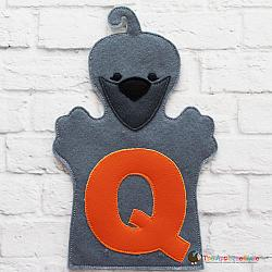 Puppet - Q for Quail