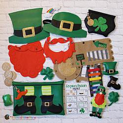 ITH - Saint Patrick's Day Pretend Play Set