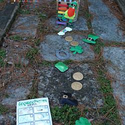 Pretend Play - ITH - Leprechaun Hunt Form