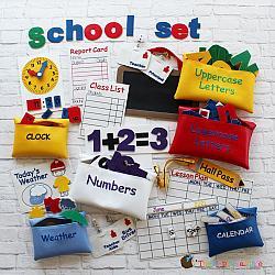 Pretend Play - ITH - School Set