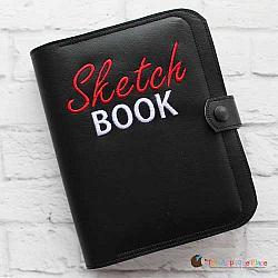 Notebook Holder - Notebook Case - Sketchbook Cover