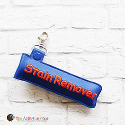 Case - Key Fob - Stain Remover Case (Snap Tab)
