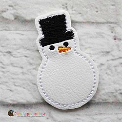Feltie - Snowman