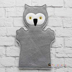 Puppet - Snowy Owl