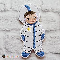 Puppet - Astronaut Boy (finger size)