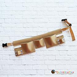 Pretend Play - ITH - Tool Belt