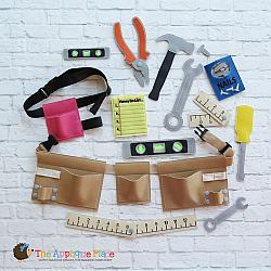 Pretend Play - ITH - Tool Set