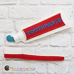 Pretend Play - ITH - Toothbrush and Toothpaste