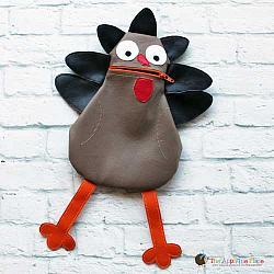 Bag - In the Hoop Turkey Bag