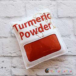 Pretend Play - ITH - Turmeric Powder