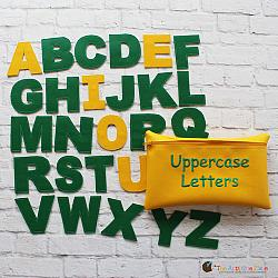 Pretend Play - ITH - Uppercase Letters