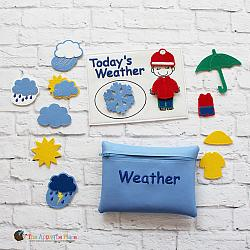 Pretend Play - ITH - Weather Set