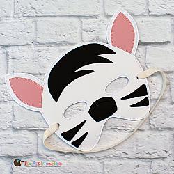 Mask - Zebra