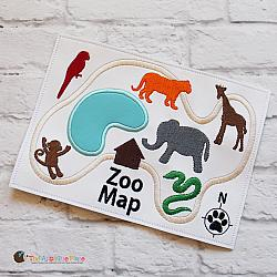 Pretend Play - ITH - Zoo Map