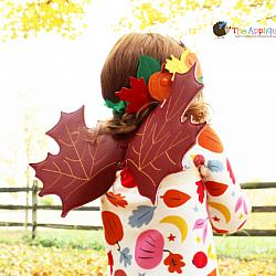 ITH - Autumn Fairy Pretend Play Set