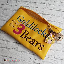 Puppet Set - Goldilocks (FINGER Puppets ONLY)