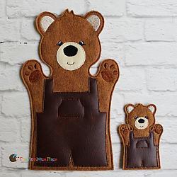 Puppet - Papa Bear