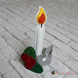 ITH - Christmas Candle