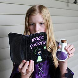 ITH - Magic Potions Notebook Cover