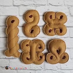 Pretend Play - ITH - Saffron Bread