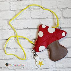 Pretend Play - ITH - Toadstool Purse